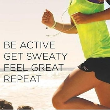 Be Active, Be Fit